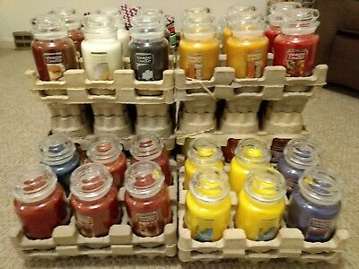 Yankee Candle 22 0z Large Jars , All New, You Choose Scent