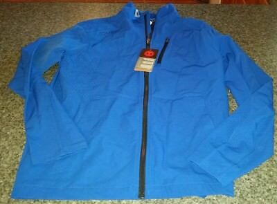 Nwt Msrp $99 Men Under Armour All Season Gear Compression Jacket Athletic Blue S