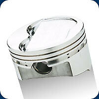 231597 Srp Pistons 351w Stroker Windsor Dish 411 Ford 4.125 Bore 9.0:1 Comp