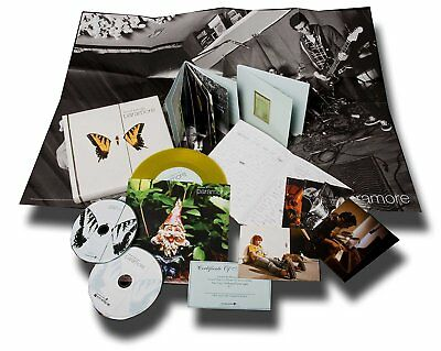 brand new eyes deluxe edition paramore