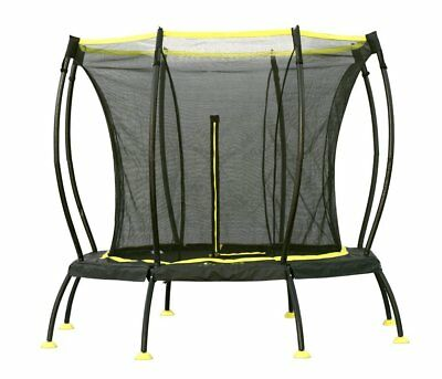 Skybound Atmos 8ft Trampoline, Black