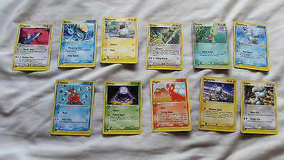 Pokemon EX Dragon (E Reader) Cards make your selection