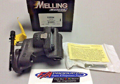 "Melling M-select High Pressure 3/4"" Tube Std Volume Small Block Chevy Oil Pump"