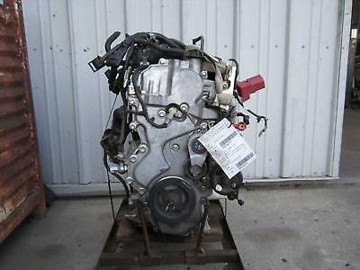 2014-2017 Nissan Nv200 Engine 76k 2.0l Mr20de Cargo Van Warranty Tested Oem 2015