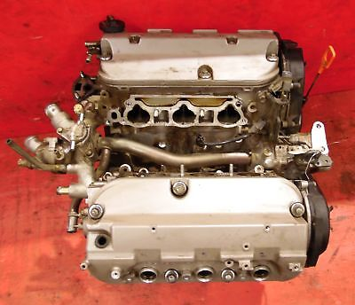03-04 Honda Pilot Oem Engine Motor Long Block Assembly 210 Psi # J35a4