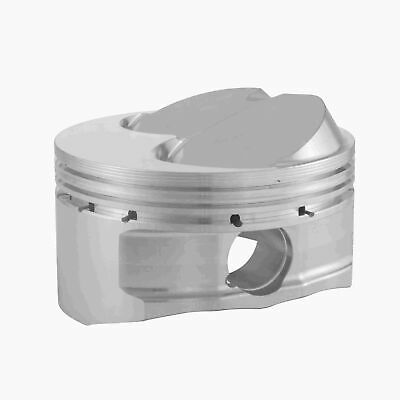 Bc1200-std Cp Bullet Series Pistons Small Block Chevy Dome 4.125 3.750 6.000