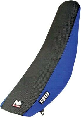 N-style Factory Issue 3 Panel Grip Seat Cover - Blue/black