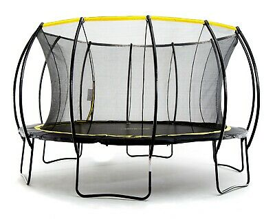 Skybound Cirrus And Stratos Premium Trampolines W/safety Net 12ft-15ft Astm Cert