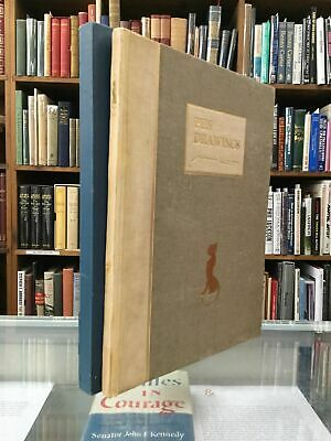 Norman Lindsay / Pen Drawings Signed 1st Edition 1924
