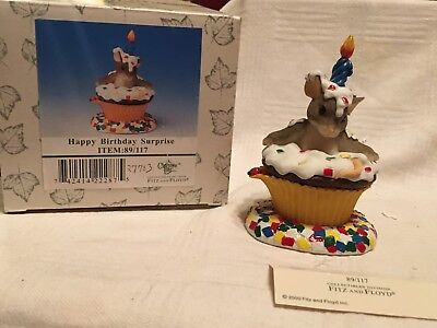 "Charming Tails "" Birthday Surprise "" Dean Griff Nib"