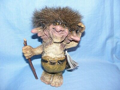 Ny Form Nyform Troll With 3 Heads Norway Collectable Norwegian T150