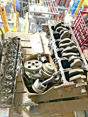 Used Ford F-100 Complete Engine Inline 6 300 Ci