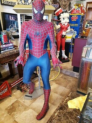 Life Size Spiderman- Blockbuster Video Exclusive-limited Edition