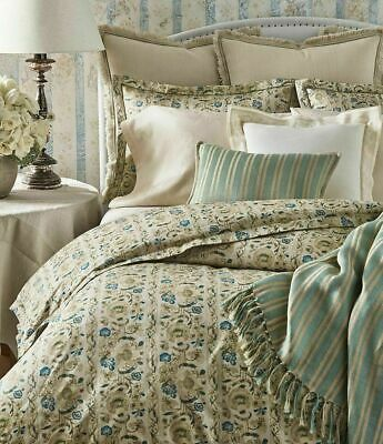 Ralph Lauren Constantina Full/queen Comforter Shams Sheets Throw