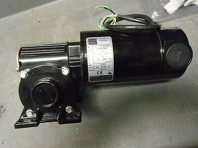 Bodine Electric Dc Gearmotor 130v 1/8hp 62 Rpm Type 33a5bepm-5f New Free Shippng