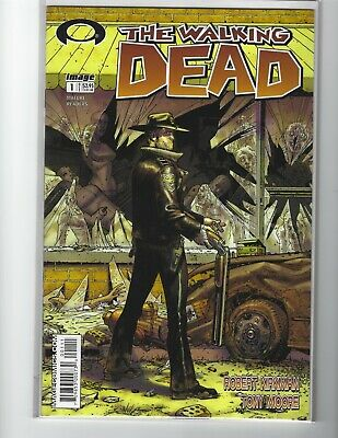 Rare!! The Walking Dead #1 (image) First Print - 1st Print Nrmt/mint Rick Grimes