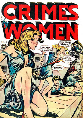 Pre-code Crime Comics On 4 Dvd-roms With Reading Software Over 1000 Issues