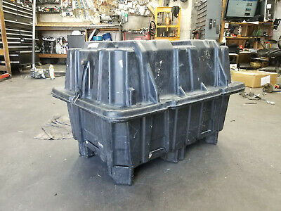 Mazda Rx-7 Rx7 Rx8 Rx-8 Reman Engine Block Shipping Plastic Crate Bin