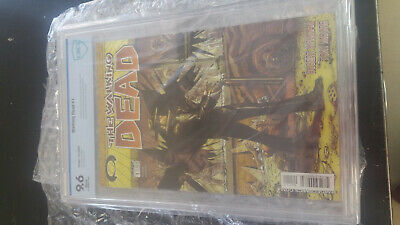The Walking Dead Issue #1 ~ First Print ~ Graded 9.6