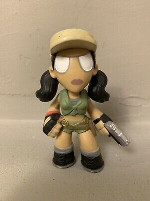 Funko Mystery Minis Walking Dead Series 3 Rosita Hot Topic Exclusive 1/72 Rare!