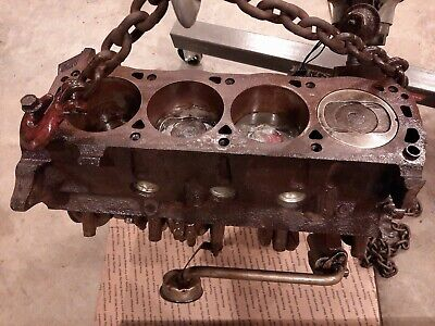 351 Windsor Short Block Was Rebuilt 351w Crank Rods