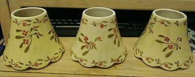 Yankee Candle Shade Vintage??? Holly Berry (3)