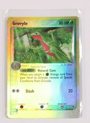 Pokemon Cards EX Ruby & Sapphire Set - Holo's, Rare, Uncommon and Common HP/LP