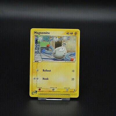 Pokemon Cards EX Dragon Magnemite 61/97 Mint Condition