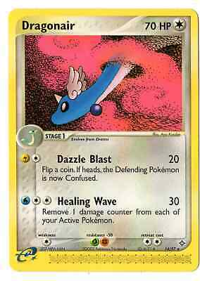 Dragonair Non-Holo Rare - EX Dragon 14/97 - Pokemon Card 2003