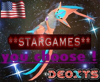 Pokemon Ex Deoxys Us Mint Rare In English Fresh Cards