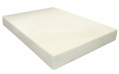 Luxury Memory Foam Mattress 3ft Single 4ft6 Double 5ft King & Quilt Duvet Offer