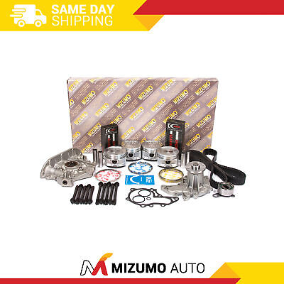 Overhaul Engine Rebuild Kit Fit 89-92 Toyota Corolla Celica Geo Prizm 1.6 4afe