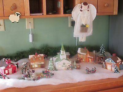 New England Village Department 56
