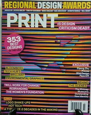 Print Winter 2016 2017 Regional Design Awards Best In Usa Free Priority Shipping