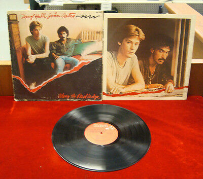 Lp Record - Daryl Hall & John Oates: Along The Red Ledge / Rca Afl1 2804 - 1978