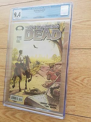 Walking Dead #2 Image Comics, 11/03 Item # 1357420002