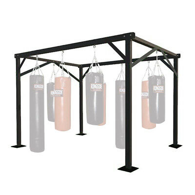 ringside professional heavy bag stand  holds 8 bags