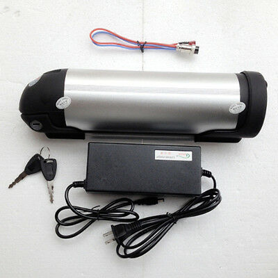 Electric Bike Battery 36v 10ah Water Bottle Kettle Scooter Ebike Lithium Battery
