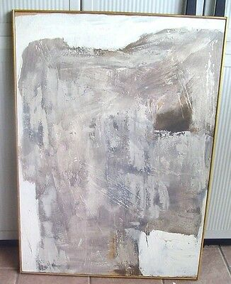 Original Signed Painting By Gino F. Hollander,