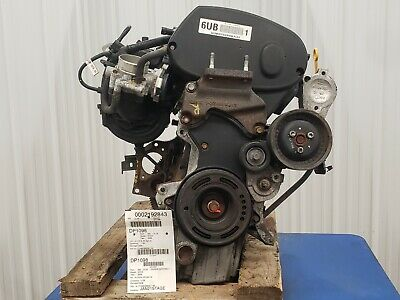 2009 Chevy Aveo 1.6 Engine Motor Assembly 112,774 Miles Lxv No Core Charge