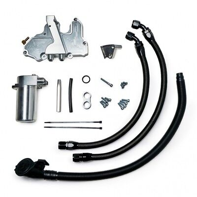 Cts Turbo Catch Can Kit For Mk7 Golf R / 8v S3 Cts-cc-mk7grs3