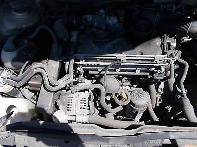 "Engine 2004 Vw Golf 1.9l Turbo Diesel (id ""bew"") 159k Miles, Nice!"