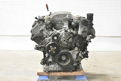 01-05 Mercedes W203 C320 Clk320 3.2 V6 Engine Block Motor Assembly Oem