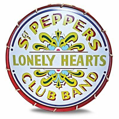 the beatles sgt peppers lonely hearts club replica band drum limited edition 67