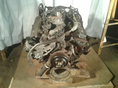 Engine 1996-2000 96-00 Chevy 2500 5.7l V8 Motor, 180k Miles