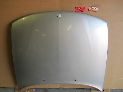 94 95 96 97 98 99 00 Saab 9-3 900 Hood Gold Pewter Front Panel Engine Cover Car