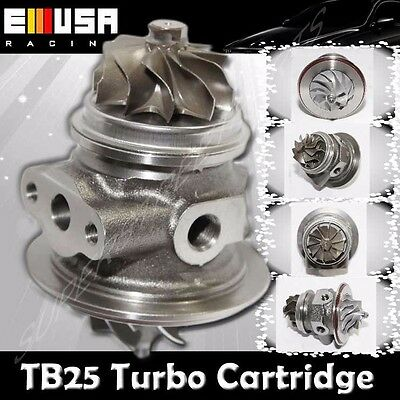 Tb25 Turbo Cartridge Compressor.42 A/r  Turbine .49 A/r