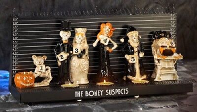 The Boney Suspects - New & Sealed Yankee Candle Boney Bunch 2017