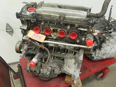 08 09 10 11 12 13 14 15 Scion Xb Engine Motor 2.4l 2azfe Cylinder Head Car Block