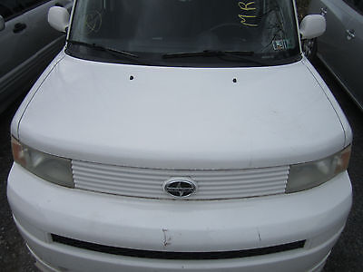 Fits 04 05 06 Scion Xb Hood Front Polar White 068 Panel Car Used Part Oem Toyota